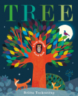 Tree: A Peek-Through Board Book Cover Image