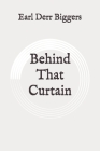 Behind That Curtain: Original Cover Image