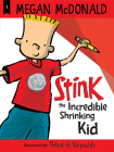 Stink: The Incredible Shrinking Kid Cover Image