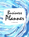 Business Planner (8x10 Softcover Log Book / Tracker / Planner) Cover Image