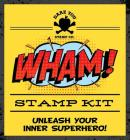 WHAM! Stamp Kit (Dare You Stamp Company) Cover Image