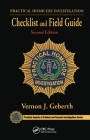 Practical Homicide Investigation Checklist and Field Guide (Practical Aspects of Criminal and Forensic Investigations) Cover Image