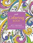 Posh Adult Coloring Book: Art Therapy for Fun & Relaxation (Posh Coloring Books #1) Cover Image