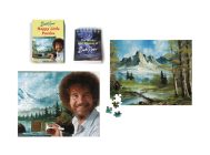 Bob Ross: Happy Little Puzzles Cover Image