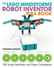 The LEGO MINDSTORMS Robot Inventor Idea Book Cover Image