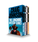 The Walt Longmire Mystery Series Boxed Set Volumes 1-4 Cover Image
