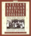 The African American Heritage Cookbook: Traditional Recipes & Fond Remembrances from Alabama's Renowned Tuskegee Institute Cover Image