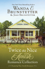 Twice as Nice Amish Romance Collection: Featuring Two Delightful Stories Cover Image