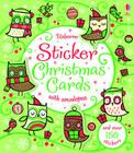 Sticker Christmas Cards Cover Image
