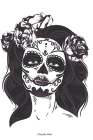 Claudia Mier: Skull notebook 6x9 Cover Image