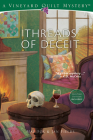Threads of Deceit (Vineyard Quilt Mysteries) Cover Image
