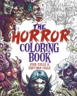 The Horror Coloring Book Cover Image