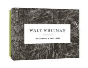 Walt Whitman Notecards Cover Image