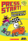 Super Rabbit Racers!: Branches Book (Press Start! #3) Cover Image