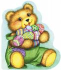 Happy Easter, Corduroy Cover Image