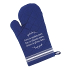 Oven Mitt Love Joy Grace Cover Image