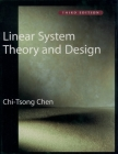 Linear System Theory and Design Cover Image