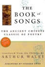 The Book of Songs: The Ancient Chinese Classic of Poetry Cover Image