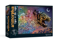 Animorphia Tiger in the Night Puzzle Cover Image