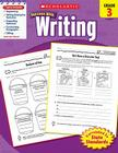 Scholastic Success With Writing: Grade 3 Workbook Cover Image