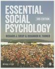 Essential Social Psychology (Sage Edge) Cover Image