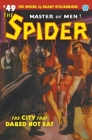 The Spider #49: The City That Dared Not Eat Cover Image
