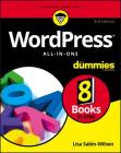 Wordpress All-In-One for Dummies (For Dummies (Computers)) Cover Image