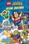 Space Justice! (Lego DC Super Heroes) Cover Image