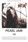 Pearl Jam VS: Music Sheet Cover Image
