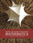 Hands-On Start to Wolfram Mathematica: And Programming with the Wolfram Language Cover Image