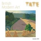 Tate - British Modern Art Wall Calendar 2021 (Art Calendar) Cover Image
