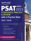 Kaplan PSAT/NMSQT Strategies, Practice, & Review Cover Image