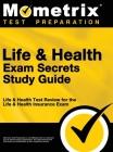Life & Health Exam Secrets Study Guide: Life & Health Test Review for the Life & Health Insurance Exam Cover Image