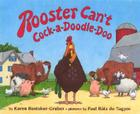 Rooster Can't Cock-a-Doodle-Doo Cover Image