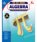 Algebra, Grades 7+ (100+ Series(tm)) Cover Image