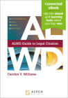 Alwd Guide to Legal Citation: [Connected Ebook] (Aspen Coursebook) Cover Image