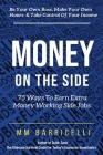 Money on the Side 75 Ways to Earn Extra Money Working Side Jobs Cover Image