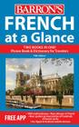 French at a Glance: Foreign Language Phrasebook & Dictionary Cover Image