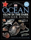 Ultimate Sticker Book: Glow in the Dark: Ocean Creatures: Create Your Own Picture Book Cover Image