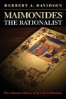 Maimonides the Rationalist Cover Image