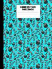 Composition Notebook: Arctic Fox Wide Ruled Book Cover Image