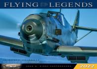 Flying Legends 2022: 16-Month Calendar - September 2021 through December 2022 Cover Image