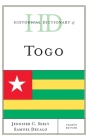 Historical Dictionary of Togo, Fourth Edition (Historical Dictionaries of Africa) Cover Image