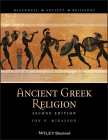 Ancient Greek Religion (Blackwell Ancient Religions #11) Cover Image