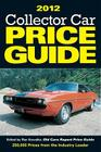 2012 Collector Car Price Guide Cover Image