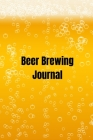 Beer Brewing Log: Beer Logbook 6 x 9 with 111 pages Cover Image