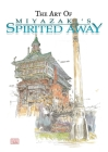 The Art of Spirited Away Cover Image