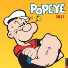 Popeye 2021 Wall Calendar Cover Image