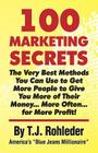 100 Marketing Secrets Cover Image