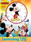 Disney Mickey and Friends: Learning Time (Book Plus) Cover Image